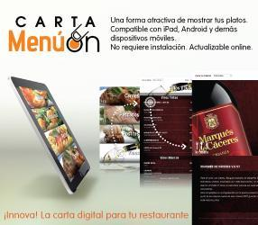 Carta Digital MenúOn